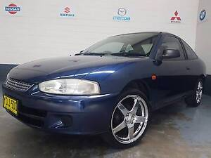 2002 Mitsubishi Lancer Coupe North St Marys Penrith Area Preview