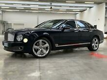 BENTLEY Mulsanne Speed 10.000 km