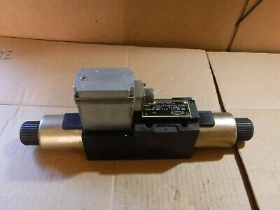 Parker Hydraulic Obe High Performance Control Valve D3fx D3fxe01mcndj0020