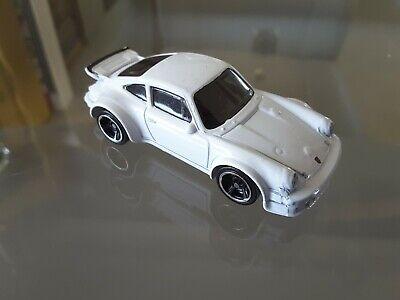 2018 Hot Wheels Porsche 934 Turbo RSR White Loose Mint