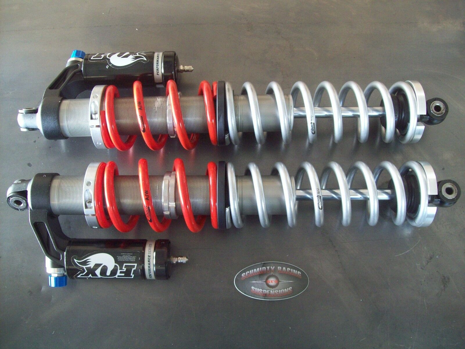 """POLARIS RZR 900S 1000S DUAL RATE SHOCK SPRING KIT """"RACE"""" REPLACEMENT F/R"""