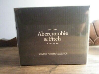 NWB Abercrombie Women's Perfume Collection - 8, Perfume 41, Wakely - SEALED