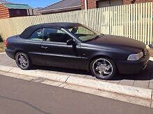 2000 volvo c70 Convertable,sports exhaust ,Rwc,5 months reg Deer Park Brimbank Area Preview