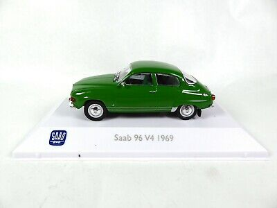 Saab 94 V4 1969 - 1:43 Editions Atlas Diecast Model Car S016 for sale  Shipping to Canada