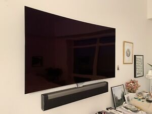 Lg 55 inch 1080p OLED 3D Smart curve TV 55EC9300