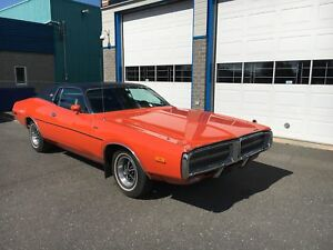 1972 Dodge Charger SE SURVIVOR ORIGINAL 1 OWNER