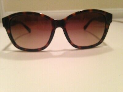 NEW w/ Tags Coach Sunglasses Women's Brown Lens Cheetah Print Frames (Cheetah Print Sunglasses)