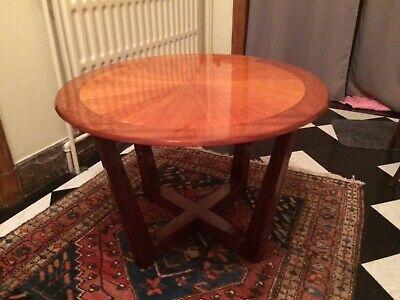 Petite table, gueridon Art Deco, vintage