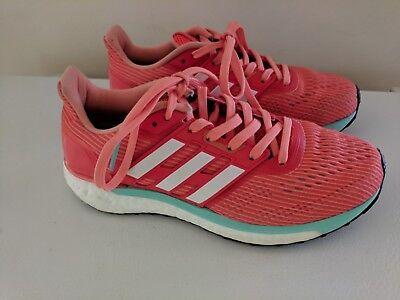 a8affeea33fa38  19.99. Adidas Supernova Aid Orange Athletic Running Sport Shoes ...