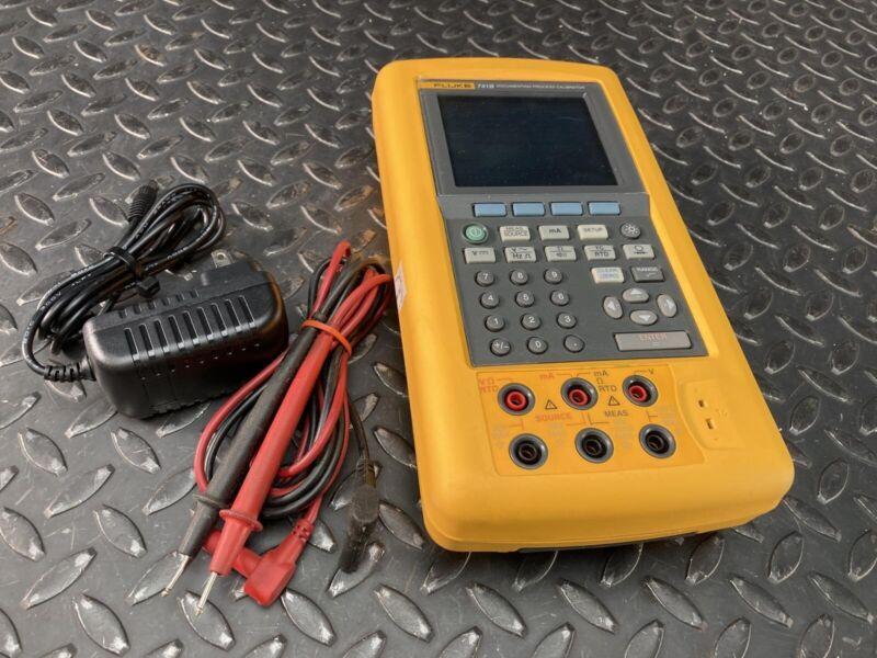 FLuke 741B Documenting Process Calibrator- New Battery