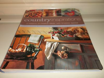 Country Inspirations: A Treasury of Creative Ideas w Timeless Appeal DIY Project - Diy Project Ideas
