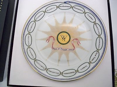 WOODMERE WHITE HOUSE/MICHELE OBAMA DESSERT COLLECTION PLATE