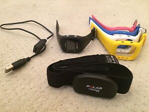 Polar A300 Fitness/Activity/Heart Rate*INCLUDES 4 XTRA BANDS!