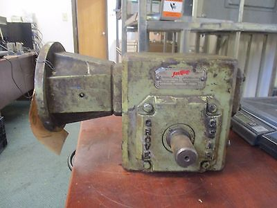 Grove Gear Flexaline Reducer B-262-3 Ratio 301 1.4hp In Used