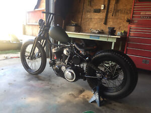 1942 Harley wlc project