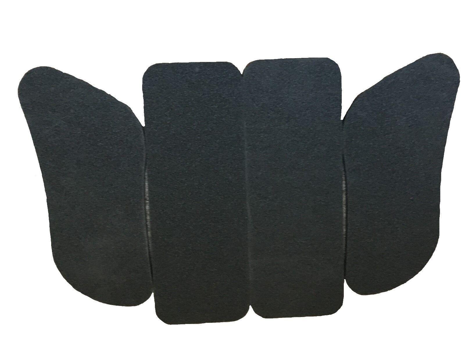 Kart Seat Foam Padding Pair Left /& Right Set Adhesive Sticky 5mm Kart Parts UK