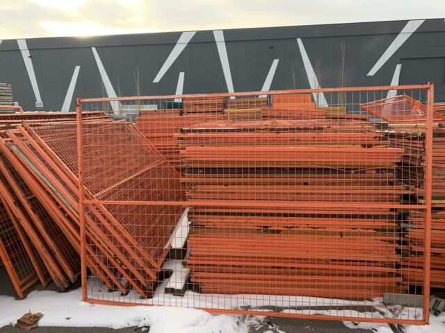 Temporary Construction Fence Panels For Sale Other
