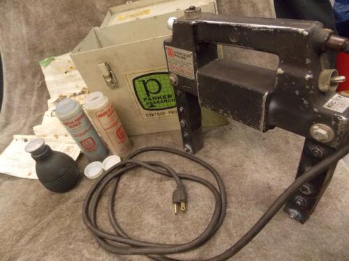 Parker Research DA-200 Contour Probe AC/DC Magnetic Field Inspection Test kit