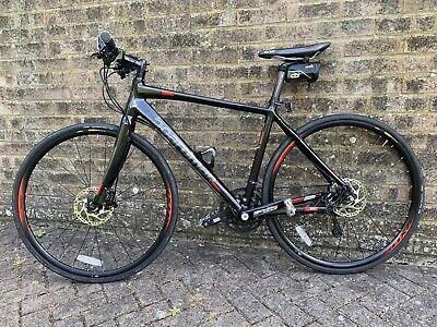 boardman hybrid bike large
