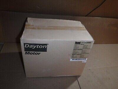 Dayton Electric Motor 13 Hp 1725 Rpm 208-230460v 3 Ph Model 3n350bd