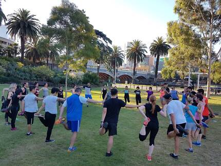 Fun and Free Workouts in CBD and suburbs