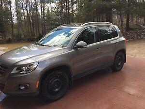 2011 TIGUAN HIGHLINE 2.0T 4MOTION