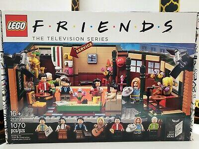 LEGO FRIENDS CENTRAL PARK PERK SET 21319 (1070 Pcs) NEW Box Wear Possible