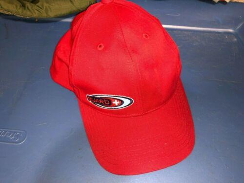 GUARD Red LIFEGUARD Hat Cap