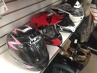 HUGE Selection of MotoX helmets  Belleville Belleville Area Preview