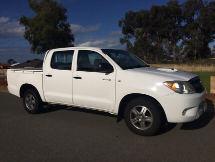 2005 Toyota Hilux SR Turbo Diesel  Beechboro Swan Area Preview