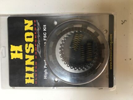 14/16 Yz 250f Hinson clutch plate and spring kit