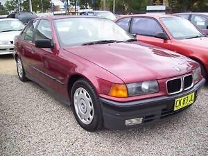 1993 BMW 318i Sedan Woodbine Campbelltown Area Preview