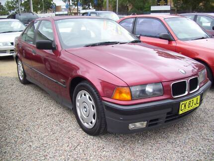1993 BMW 318i Sedan Woodbine Campbelltown Area Preview