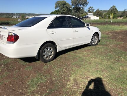 Camry Altise (limited) 2005 $4000