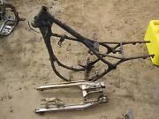82 Suzuki RM 125 frame and swingarm Donnybrook Donnybrook Area Preview