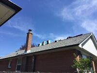 We can save your money on new shingles Roof! 10 years guaranteed