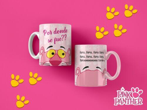 Pink Panther Charcater Cartoon Mugs 11oz