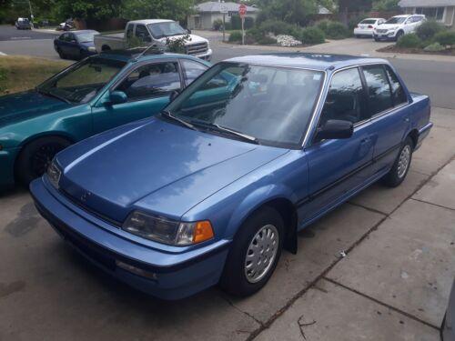 1991 Honda Civic LX 1991 Honda Civic ef sedan ef9 ef8 ef2 ek9 ej1 eg6 jdm