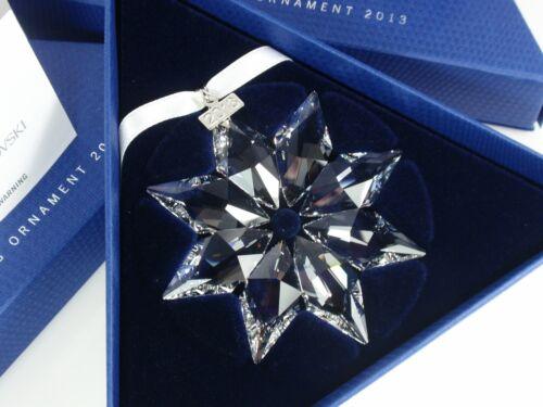 SWAROVSKI CHRISTMAS ORNAMENT 2013 MIB #5004489
