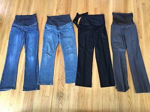 Maternity Jeans & Dress Pants (size Small-Medium)