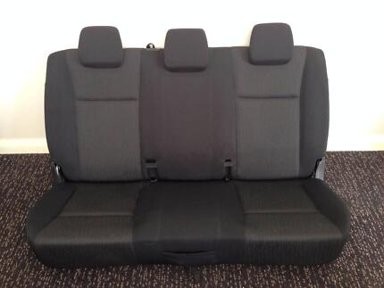 Mazda BT50 xlt 2014 / Ford Ranger front and rear seats Chipping Norton Liverpool Area Preview