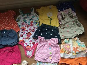 3-6 month summer clothes  Cambridge Kitchener Area image 2