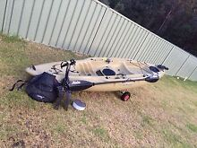 Hobie outback mirage kayak 3.6m Tura Beach Bega Valley Preview