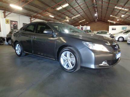 2012 Toyota Aurion Sedan Bentley Canning Area Preview
