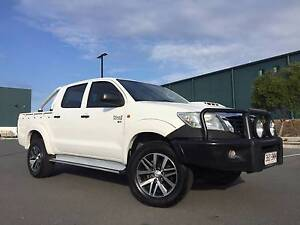 2012 Toyota Hilux Ute 18'' Alloys Sports Bars Sr5 Flairs Arundel Gold Coast City Preview