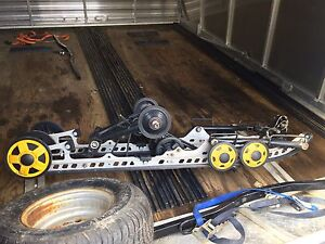 2005 skidoo rev part out plus and 2008 rev xp parts