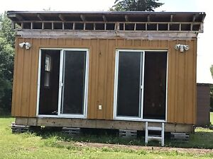 BUNKIE Insulated and Wired