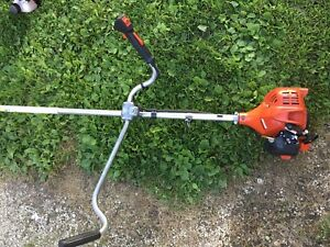 Echo brush cutter & echo hedge trimmer. $200 for both Firm