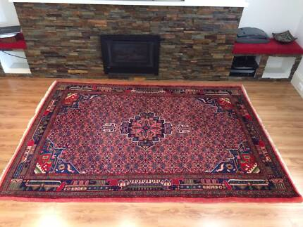 Authentic Persian Hand Crafted Rug