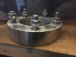 2009 dodge wheel spacers
